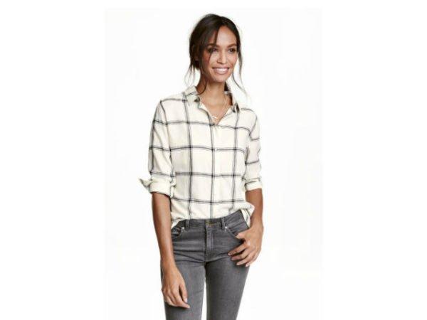 catalogo-hm-otono-invierno-2017-camisa-a-cuadros