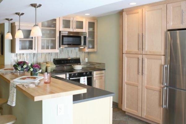 cocinas-pequenas-modernas-cocina-en-L-sin-ventana
