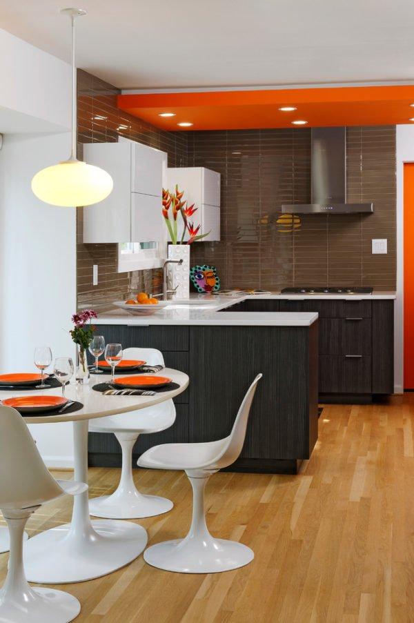 cocinas-pequenas-modernas-color