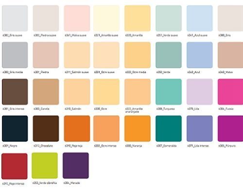 Elegir colores para pintar - Pintura para pared lavable ...