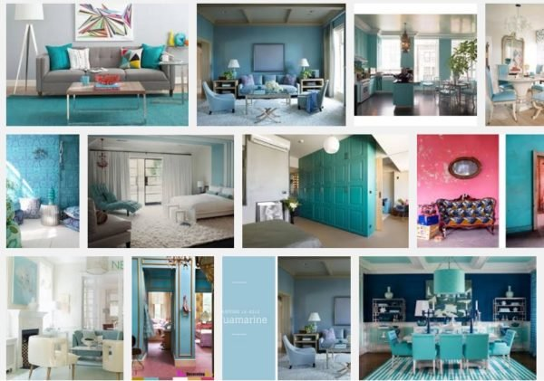 Colores para interiores de casa con estilo 2018 for Colores lindos para pintar una casa