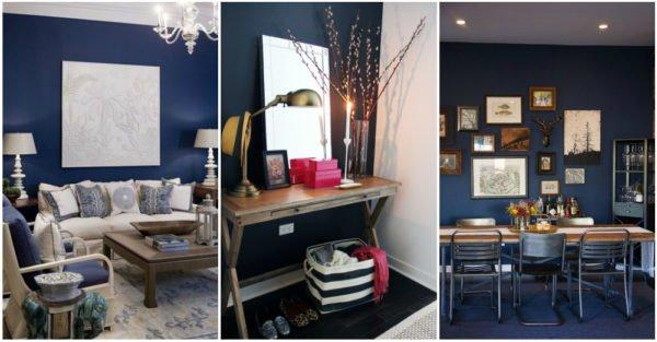 Colores para interiores de casa con estilo 2017 for Colores de paredes 2016