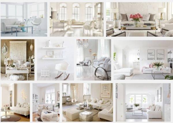 Colores para interiores de casa con estilo 2019 - Casas americanas interiores ...