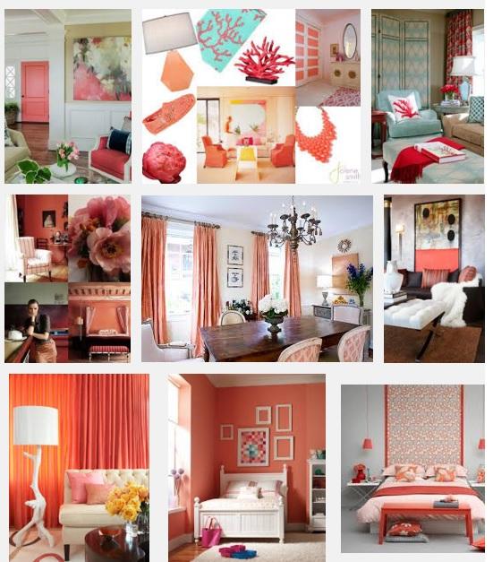 Colores para interiores de casa con estilo 2018 - Tendenzias.com