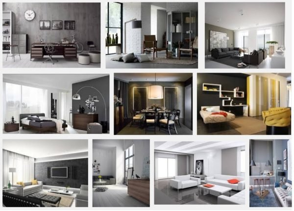 High Quality Colores Interiores Casa Estilo 2016 Color Gris