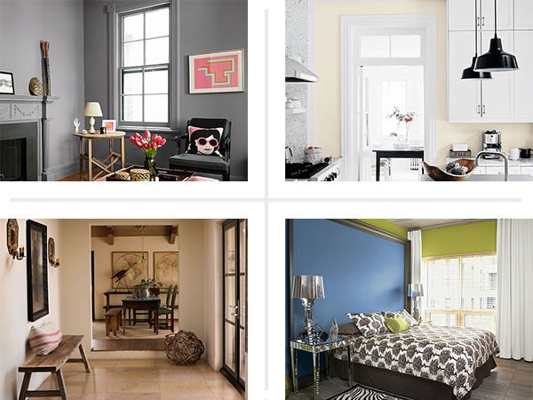 Colores para interiores de casa con estilo 2019 for Fotos de interiores de casas