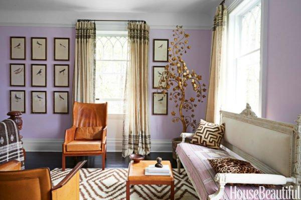 Colores interiores casa estilo 2017
