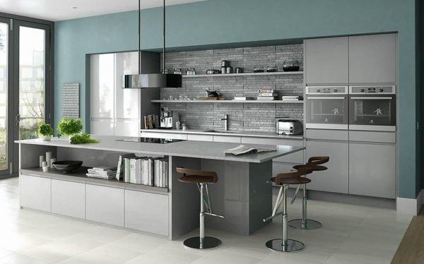 Los colores para casas con estilo en 2019 for Cocinas actuales