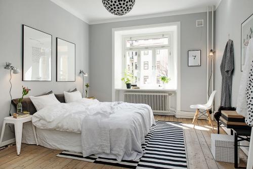 colores-para-casas-con-estlo-interior-dormitorio-gris