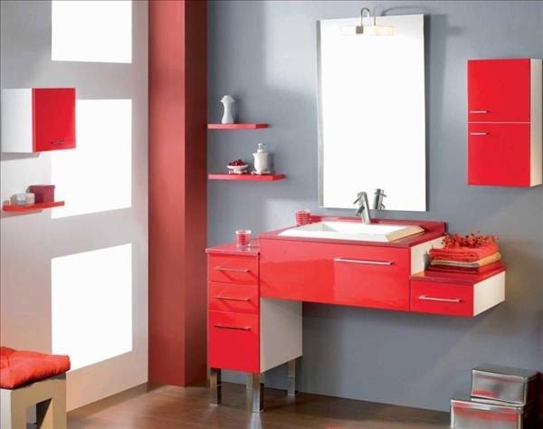 colores-para-cuartos-de-bano-gris-rojo