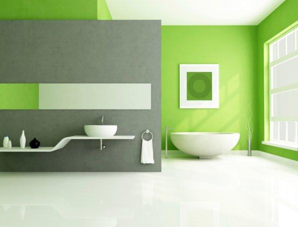 colores-para-cuartos-de-bano-verde-claro-oscuro
