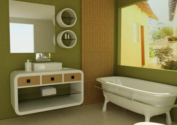 colores-para-cuartos-de-bano-verde-pequeno