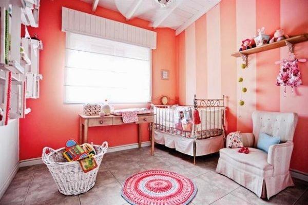 Colores para cuartos de beb s reci n nacidos 2018 - Habitaciones de color rojo ...