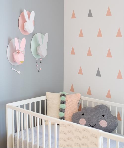 Colores para cuartos de beb s reci n nacidos 2018 for Cuartos para ninas cuartos para ninas