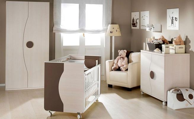 Colores para cuartos de beb s reci n nacidos 2018 - Colores para habitaciones de bebe ...