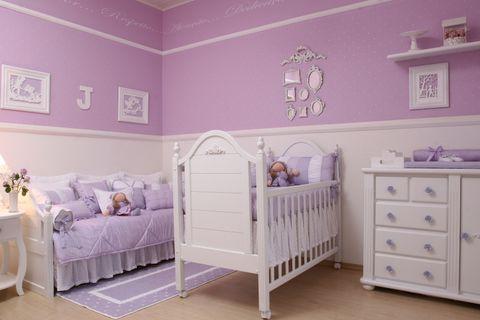 colores-para-cuartos-de-bebes-recien-nacidos-lila-blanco