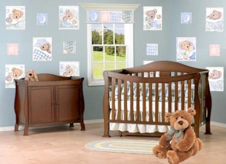 Colores para cuartos de beb s reci n nacidos 2018 2019 - Como decorar el dormitorio de un bebe ...