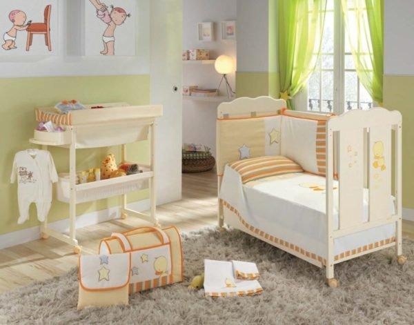 Colores para cuartos de beb s reci n nacidos 2018 - Colores habitaciones ninos ...