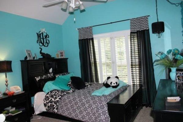 Colores para cuartos juveniles habitaciones 2018 for Cuartos decorados azul