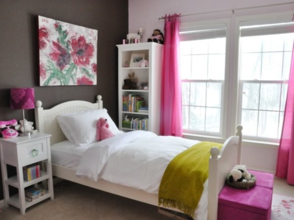 colores-para-cuartos-juveniles-colores-cuartos-chicas-marron-rosa