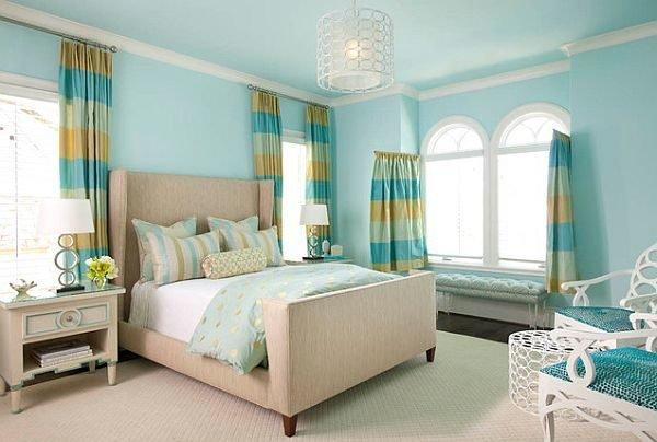 Colores para cuartos juveniles habitaciones 2017 - Colores verdes para habitaciones ...