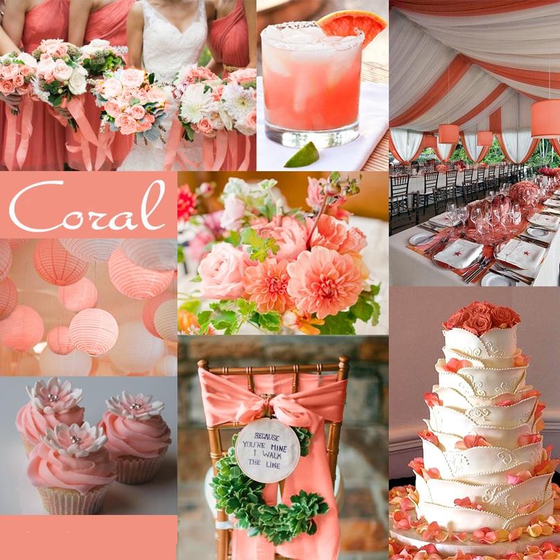 Los colores mas bonitos para decorar bodas en 2018 - Tendenzias.com