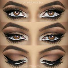 como-maquillar-ojos-pequenos-maquillar-eyeline-iluminador