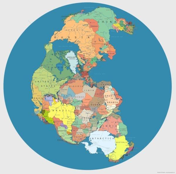continentes-distribucion-geografica-pangea