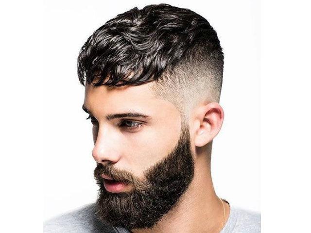 los mejores cortes de pelo para hombre de pelo corto primavera verano 2018 tendenziascom - Cortes De Pelo Hombres