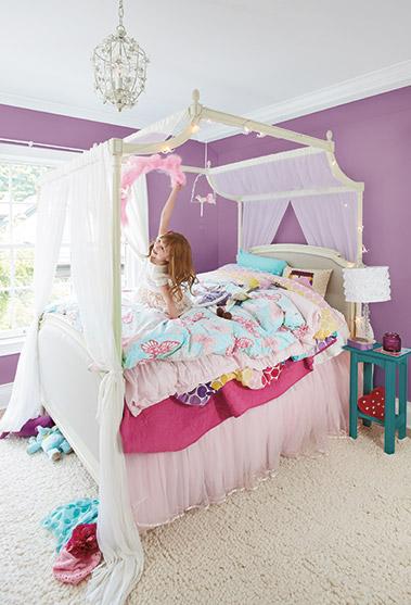 Los colores de cuartos para ni os y ni as de moda en 2019 for Color del dormitorio de los padres