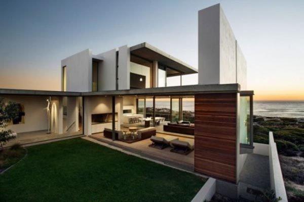 De 180 fotos de fachadas de casas modernas casas for Las casas mas hermosas del mundo