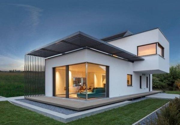 fachadas-de-las-casas-más-bonitas-y-modernas-casa-con-metal