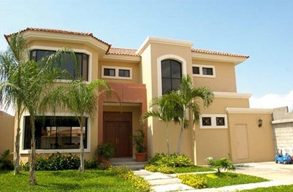fachadas-de-las-casas-más-bonitas-y-modernas-casa-con-palmeras