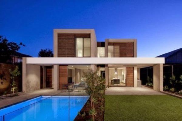 fachadas-de-las-casas-más-bonitas-y-modernas-casa-de-dos-pisos