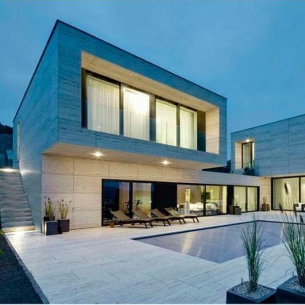 fachadas-de-las-casas-más-bonitas-y-modernas-casa-dos-pisos-con-piscina