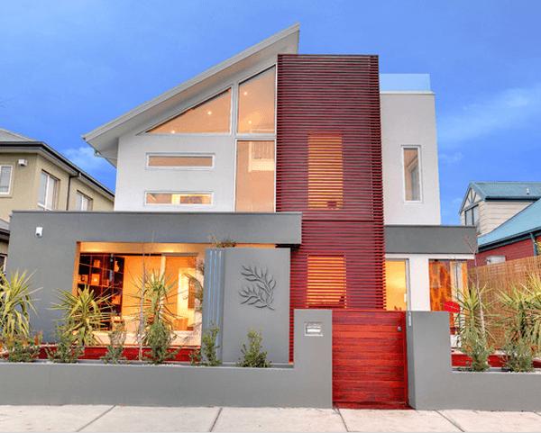 fachadas-de-las-casas-más-bonitas-y-modernas-casa-roja