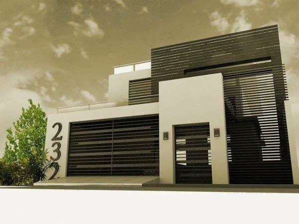fachadas-de-las-casas-más-bonitas-y-modernas-del-mundo-minimalista-colores-sobrios