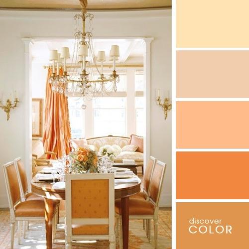 Ideas de colores para el comedor for Colores de cortinas para cocina comedor