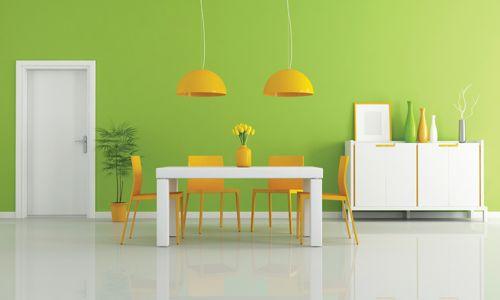 Ideas de colores para el comedor for Colores para comedores pequenos