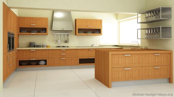 ideas-combinar-los-colores-la-cocina-madera-con-tonos-claros