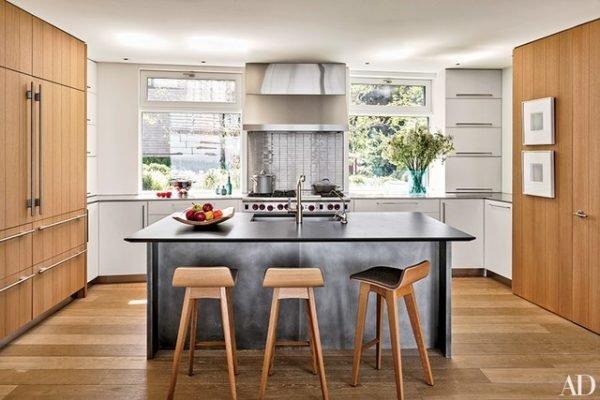 ideas-combinar-los-colores-la-cocina-madera-moderna