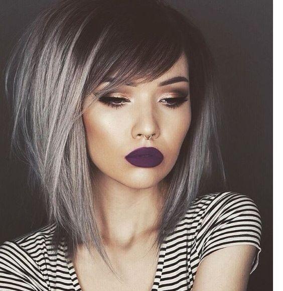 Color de pelo y corte 2017