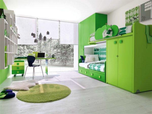 los-colores-cuartos-ninos-ninas-moda-2016-COLORES-UNISEX-color-verde