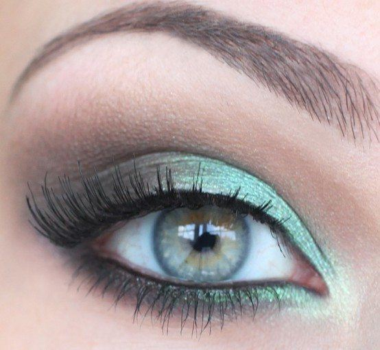 es por todo ello que vamos a mostraros cmo maquillarse los ojos paso a paso - Como Pintarse Los Ojos Paso A Paso