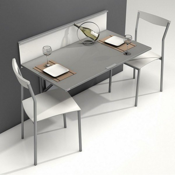 Mesas plegables 2018 for Table de cuisine pliante leroy merlin