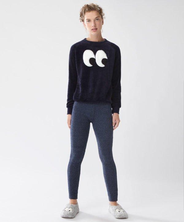oysho-pijamas-otono-invierno-2017-polares-ojos