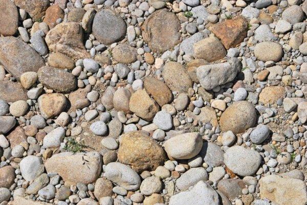 Tipos de suelos pedregrosos