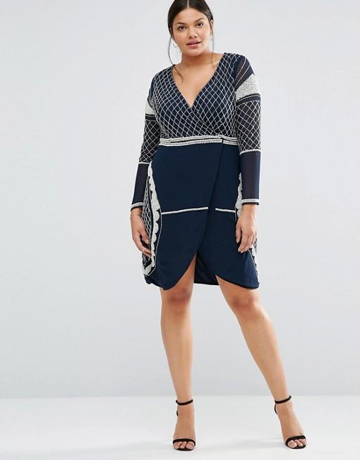 vestidos-para-gorditas-otono-invierno-2017-mini