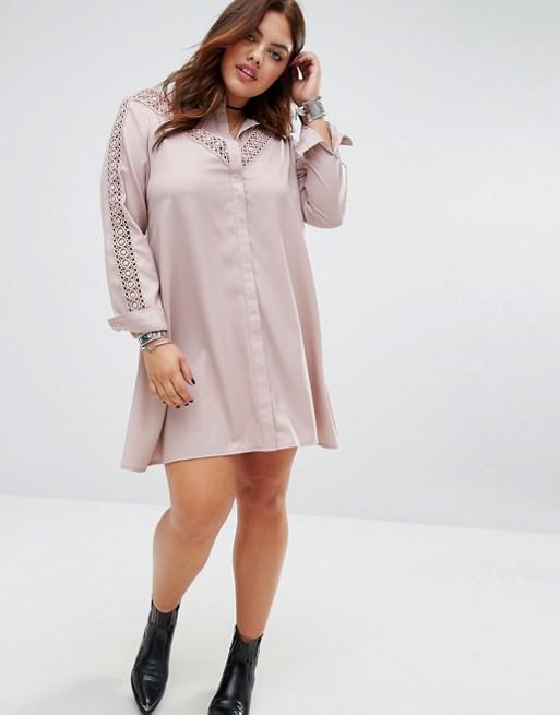 vestidos-para-gorditas-otono-invierno-2017-rosa-palo