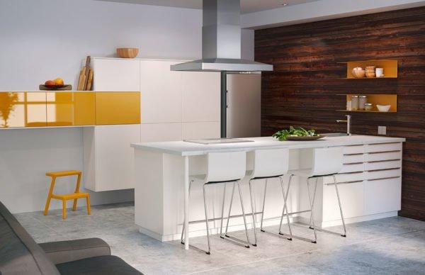50 Fotos de Cocinas Americanas 2018 - 2019 - Ideas para decorar ...